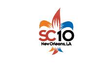 SC10 logo