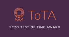 Test of Time Award